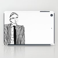 Gent iPad Case