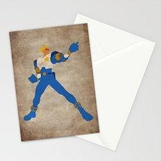 Commanding Captain (Captain Commando) Stationery Cards