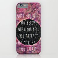 Law Of Attraction iPhone 6 Slim Case
