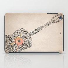 Guitar Notes iPad Case