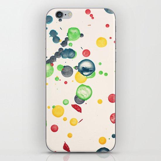 Crayon Love: Splatter This iPhone & iPod Skin