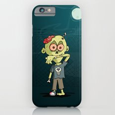 Do not feed the Zombies iPhone 6 Slim Case