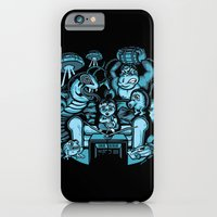 iPhone & iPod Case featuring Game Over by Chris Phillips