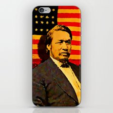 Ely Samuel Parker iPhone & iPod Skin