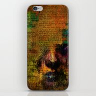 The Last Letter iPhone & iPod Skin