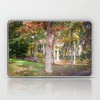 Trees at Wellesley  Laptop & iPad Skin