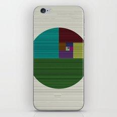 The Circle #22 iPhone & iPod Skin