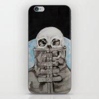 Cloak Of Night iPhone & iPod Skin