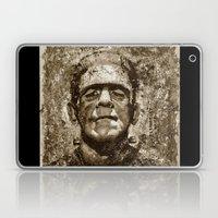 The Creature - Sepia Ver… Laptop & iPad Skin