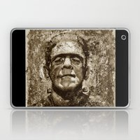 The Creature - Sepia Ver… Laptop & iPad Skin