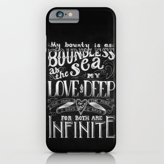 For You, My Love iPhone & iPod Case