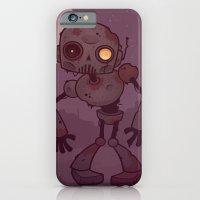 Rusty Zombie Robot iPhone 6 Slim Case