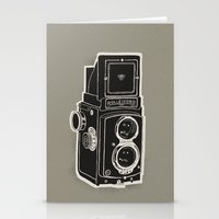Rolleicord Stationery Cards
