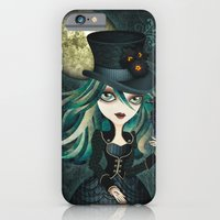 iPhone & iPod Case featuring Raven's Moon by Sandra Vargas