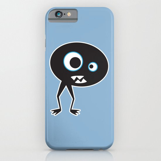 Crazy Monster iPhone & iPod Case