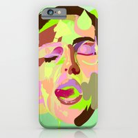 iPhone & iPod Case featuring Bellucci. by Huxley Chin