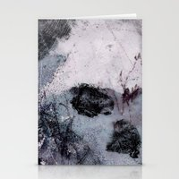 Lines And Texture 5 Stationery Cards