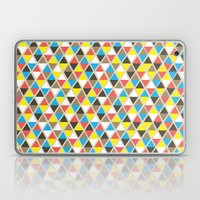 Tribal Triangles Laptop & iPad Skin