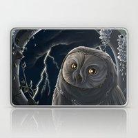 Solar Owl Jupiter  Laptop & iPad Skin