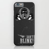 Doctor Who: Weeping Ange… iPhone 6 Slim Case