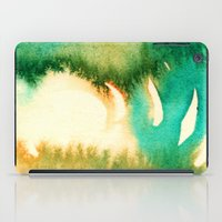 inkblot 1 iPad Case