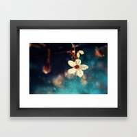 Spring Wishes Framed Art Print
