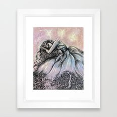 bittersweet Tragedy  Framed Art Print