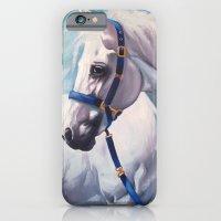 horse iPhone & iPod Cases featuring Horse by Slaveika Aladjova