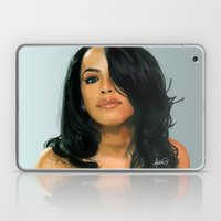 Aaliyah Laptop & iPad Skin