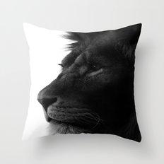 Mufasa Throw Pillow