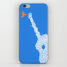 Country Guitar iPhone & iPod Skin