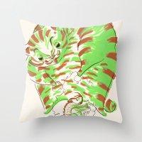 Kettlingur Throw Pillow