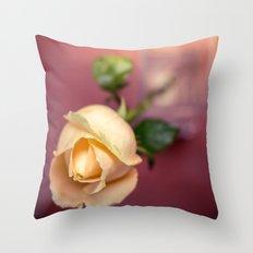 {notice me} Throw Pillow