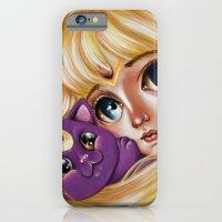 Sailor Moon and Luna iPhone 6 Slim Case
