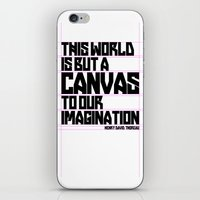 This World... iPhone & iPod Skin