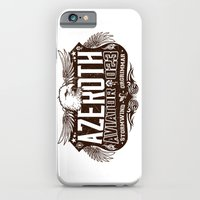 iPhone & iPod Case featuring Azerothian Aviators by Andrew Treherne