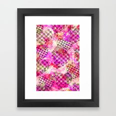 Party Framed Art Print