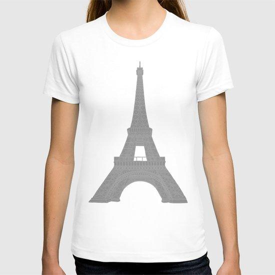 Paris in a Kaleidoscope T-shirt