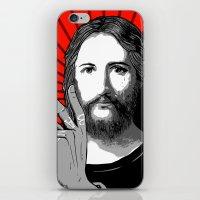 Jesus Bane #00 iPhone & iPod Skin