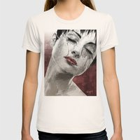 Venom and Tears Womens Fitted Tee Natural SMALL