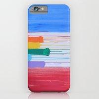 iPhone & iPod Case featuring Viva La France 9 by Reid