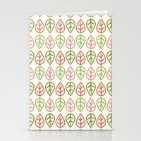 Greenwood leaf Stationery Cards