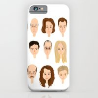 iPhone & iPod Case featuring it's arrested development by Maya Bee Illustrations