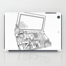Laptop Surroundings iPad Case
