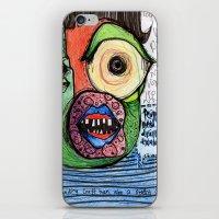 People Need Dramatic Exa… iPhone & iPod Skin