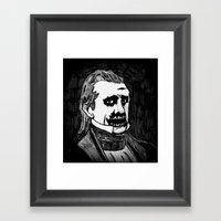 11. Zombie James K. Polk… Framed Art Print