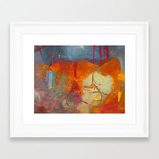 Gioco Del Bambino Framed Art Print
