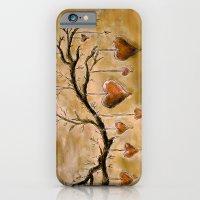 Der Liebesbaum (in Acryl) iPhone 6 Slim Case