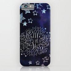 Rattle The Stars - Blue iPhone 6 Slim Case