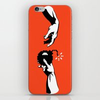 Hand of God iPhone & iPod Skin